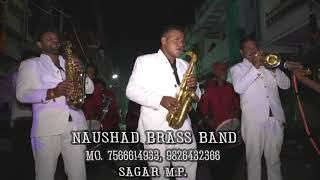 Hothon pe aisi baat Instrumental by Naushad brass band sagar (M.P)