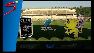SuperSport Rugby Challenge - Cell C Sharks vs Down Touch Griffons