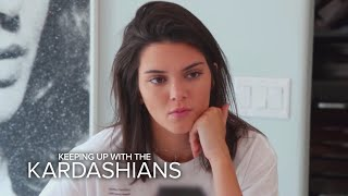 KUWTK | Kendall Jenner Reveals Sleep Paralysis Fear to Kris | E!