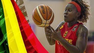 Cape Verde v Guinea - FIBA Women