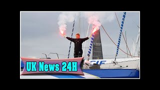 Around the world in 42 days: french sailor smashes solo record  UK News 24H