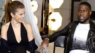 Selena Gomez & Kevin Hart Play