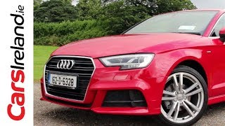 2016 Audi A3 Saloon review | CarsIreland ie