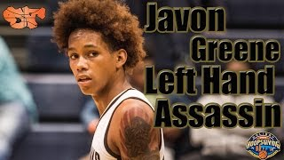 Javon Greene Left Hand Assassin!!! | George Mason Signee Goes For 57pts at Holiday Hoopsgiving