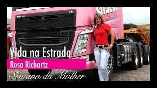 Rosa Richartz - Semana da Mulher