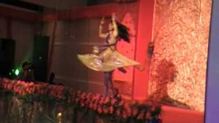 Deepshikha Arora's performance .Clipping 2 continution of fusion of Dil to pagal hai 2011