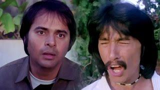 Farooq Sheikh challenges for Karate Fight | Comedy Scene - Peechha Karro
