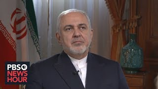 In U.S.-Iran conflict, Iranian foreign minister asks 'who's being provocative'