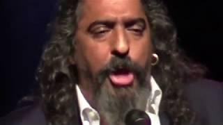 """Diego el Cigala """" Lagrimas Negras"""" concierto en Lehman Center video por Jose Rivera 4:14:18"""