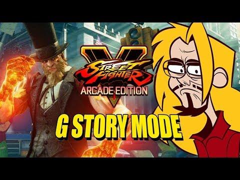 Xxx Mp4 G Story Mode W Max Steve Street Fighter V Season 3 3gp Sex