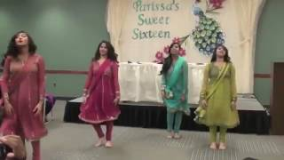 Bangladeshi Girl's Hit dance Vedio  Sweet Sixteen BD 2016 New   YouTube