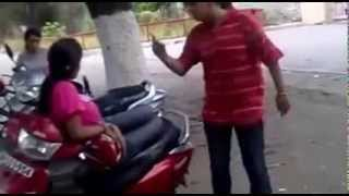 Real desi girls fight