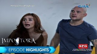 Impostora: When the husband meets his wife's lover