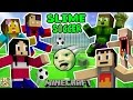 Download Video FGTEEV FAMILY SLIME SOCCER MATCH!  Super Fun Minecraft Game w/ Furby Crowd (6 Players) 3GP MP4 FLV