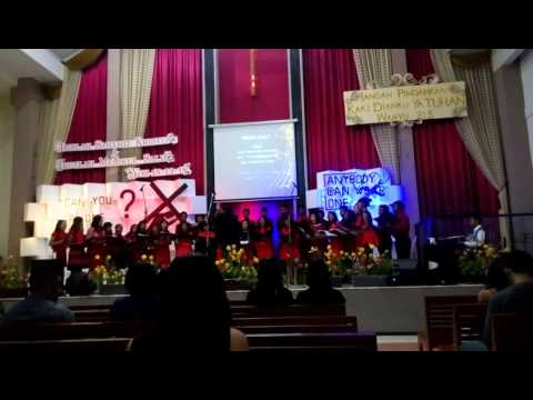 Cantate Gratia Voice - Karena Aku Kau Cinta (Charity Night Concert 2016)