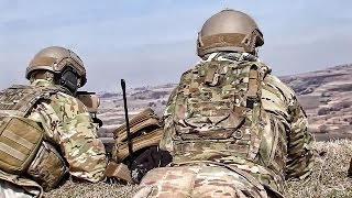 U.S. & Romanian JTAC Special Forces Work Together