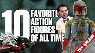 Top 10 Favorite Action Figures of All Time | List Show #39