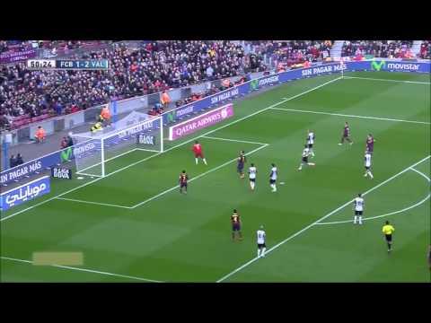 Xxx Mp4 Ispaniya La Liga Barcelona 2 3 Valensiya 01 02 2014 3gp Sex