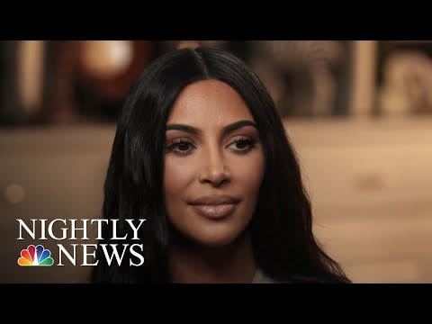 Xxx Mp4 Kim Kardashian Alice Johnson Meet For First Time In TODAY Interview NBC Nightly News 3gp Sex