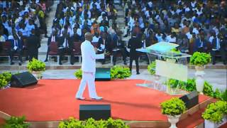 Bishop Oyedepo @ Gateways to Supernatural Breakthroughs, Sept 3, 2017 [1st Service]