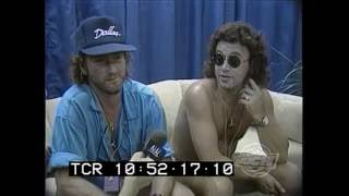 Deep Purples' Roger Glover & Ian Paice interview and live 1985 Texas Jam video.
