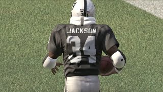 99 OVERALL BO JACKSON! CLUTCH IN CLOSE GAME! Madden 16 Ultimate Team Gameplay
