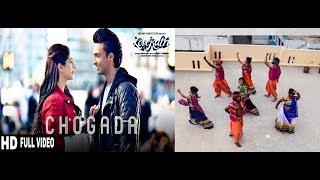 Chogada Video Song   Loveratri   Aayush Sharma   Warina Hussain   Darshan Raval  Lijo DJ Chetas