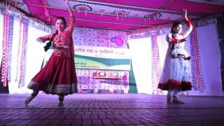 Jholmole Jolsha by Rapti & Munni
