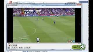 sopcast in vlc streaming all)