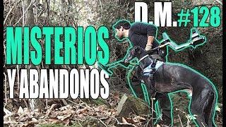 MISTERIOS Y ABANDONOS en el camino buscando TESOROS con detector de metales - Detección Metálica 128