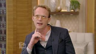 Paul Bettany on Meeting His Wife Jennifer Connelly