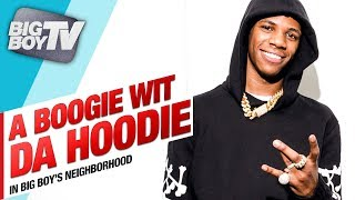 A Boogie Wit Da Hoodie on His Latest Album, Working w/ Adele & A Lot More!