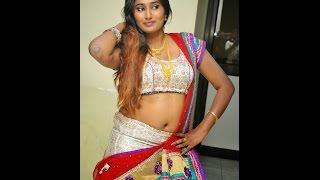 Telugu New Actress Swathi Naidu Navel Show