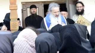 Cuvînt de îmbărbătare al Mitropolitului Teofan la Mănăstirea Paltin (24.05.2013)