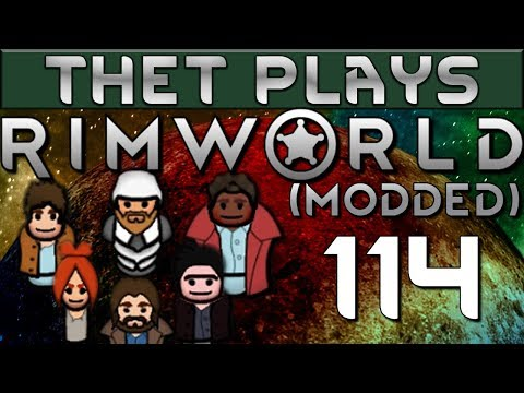 Xxx Mp4 Thet Plays Rimworld 1 0 Part 114 Surgeries Modded 3gp Sex