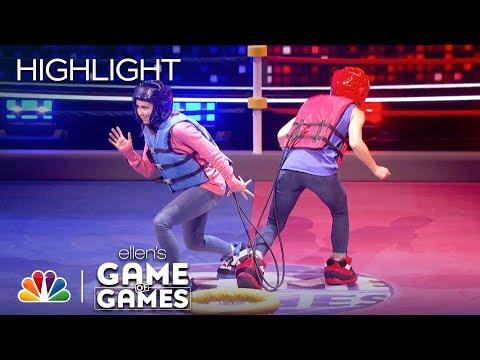 Xxx Mp4 Season 2 Episode 3 Aw Snap Ellen S Game Of Games Episode Highlight 3gp Sex