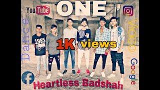 Heartless badshah Song dance video Please Watch