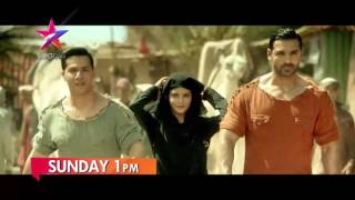 Dishoom on Star Gold on 25th September at 1PM