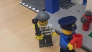 LEGO City: Die Diebe brechen ins Cafe ein!!!