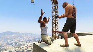GTA 5 Fail Compilation (GTA V Micheal Amanda revange Funny Moments Fail Thug life)