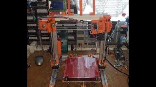 Stavba 3D tiskárny Rebel-2 Část 1 - Rám