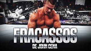 5 MAIORES VEXAMES DE JOHN CENA NA WWE