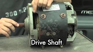 DIY Electric Car: 04A DC Motor Basics, Part 1