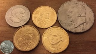 Modern One Dollar Coins: Know Your Coins!