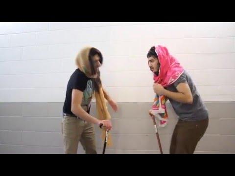 Getting into a fight Boys vs  Girls - ZaidAliT