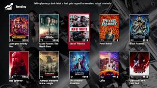 Free Movies TV Shows Nvidia Shield, Mi Box, Android Morpheus TV 2018