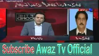 Pakistani Talk Shows Fight 2015   Pakistani Talk Show Anchor Fight With Pakistani Politician