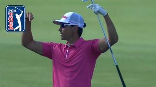Rafa Cabrera Bello makes first-ever albatross on 16 at THE PLAYERS
