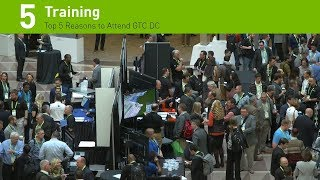 Top 5 Reasons to Attend GTC DC 2019
