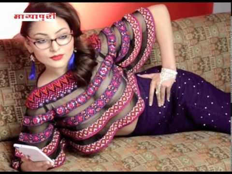 Urvashi Rautela Without Undergarment Photo